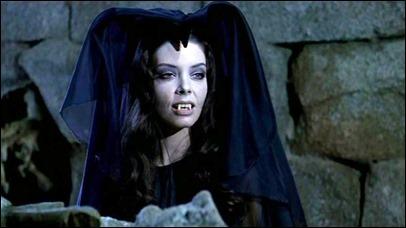 La pseudo condesa Bathory de La noche de Walpurgis