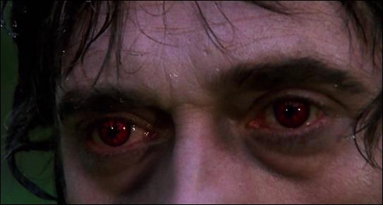 La pupila que delata a los muertos vivientes