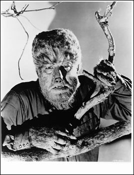 Lon Chaney jr, el modelo de Naschy