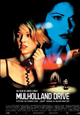 Poster de Mulholland Drive