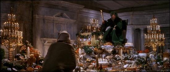 I Like Life, canta el Fantasma de las Navidades Presentes