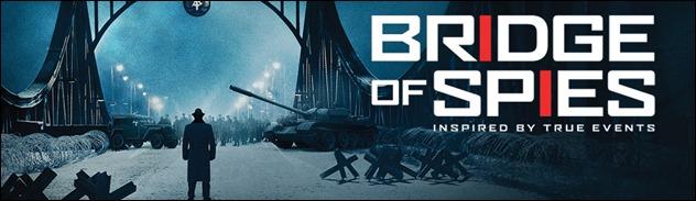 Imagen promocional de El puente de los espías