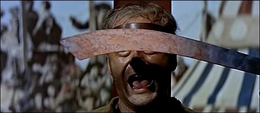 Cómo cegar a un correo del zar, o Curd Jurgens en la adaptación de 1956