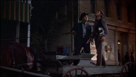 El sheriff y su prisionero, hacia el último tren de Gun Hill