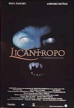 Poster de Licántropo