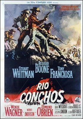 Poster de Río Conchos