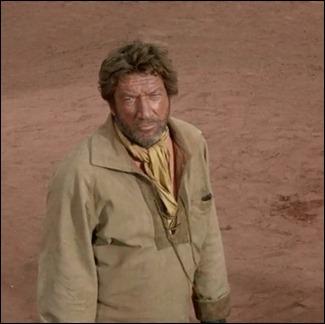 Richard Boone, inolvidable en Río Conchos como Lassiter