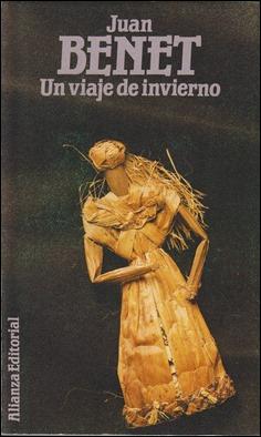 Edición de Un viaje de invierno, de Juan Benet, en Alianza Bolsillo