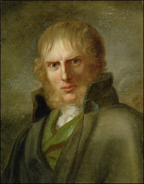 Friedrich, retratado por Gerhard von Kugelgen en 1809