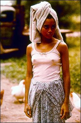 Lisa Bonet en El corazón del ángel