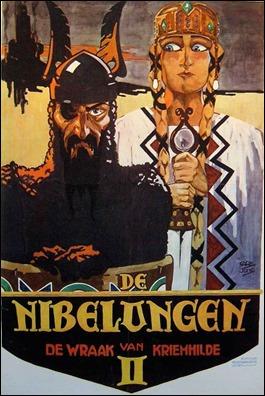 Los nibelungos, obra maestra de Fritz Lang... y de la arianidad