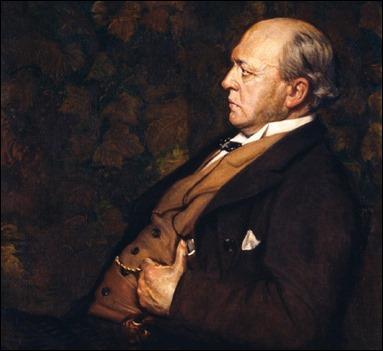 Henry James, pintado por Jacques-Emile Blanche