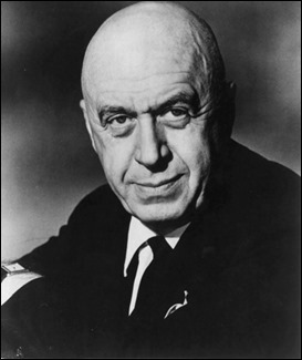 Otto Preminger, director de Laura