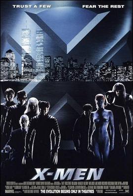Confía en alguno, teme al resto, o sea, X-Men 1