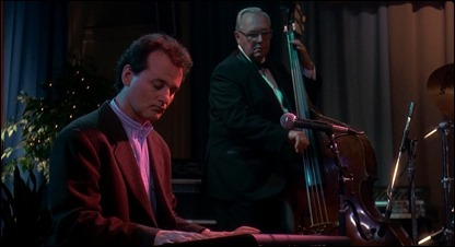 El ángel de la guarda de Punxsutawney es además un magnífico pianista
