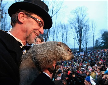 Esta maldita marmota tal vez tenga la culpa de todo...