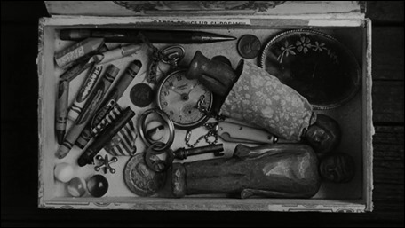 La caja de tesoros de Jem Finch