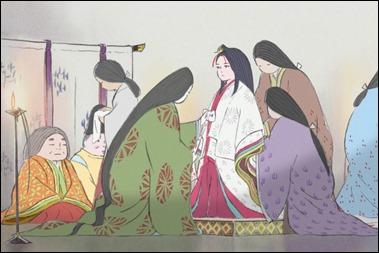 La transformación de Brote de Bambú en Kaguya