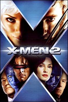 Poster de X-Men 2