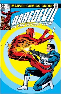 Daredevil contra el Castigador