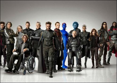 Dos generaciones de X-Men