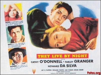 Poster de Los amantes de la noche