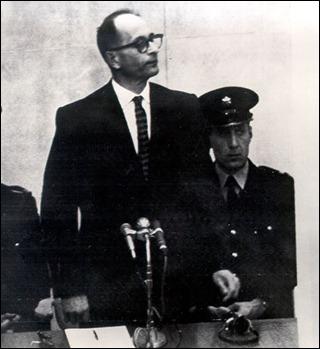 Adolf Eichmann, monstruo u hombre demasiado corriente