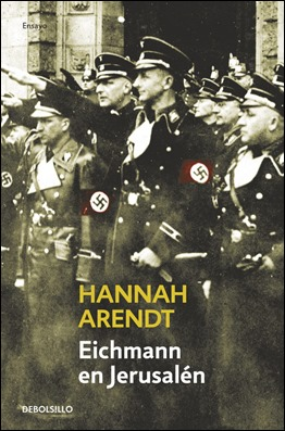 Edición española de Eichmann en Jerusalén