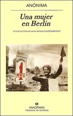 Una mujer en Berlín, edición de Anagrama