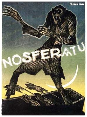 Ilustración del mismo Albin Grau para Nosferatu