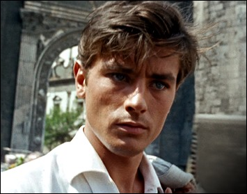 Alain Delon, un Tom Ripley bello e inescrutable