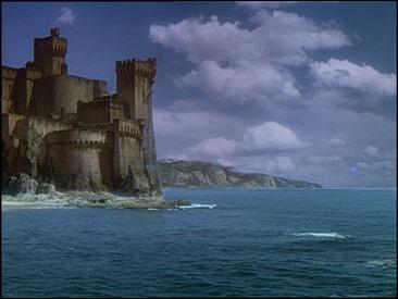 El castillo inglés donde se desarrolla la parte final de Los tres mosqueteros