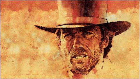 El jinete pálido era Clint Eastwood