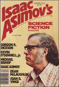 Isaac Asimov's Science Fiction Magazine Summer 1977