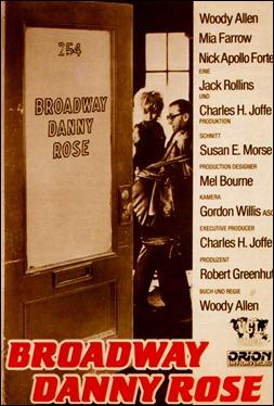 Broadway Danny Rose, uno de los films más entrañables de Woody Allen
