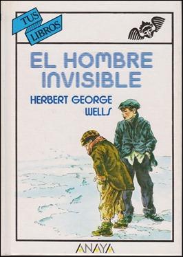 El hombre invisible, en Anaya Tus Libros