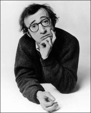 Inimitable Woody Allen