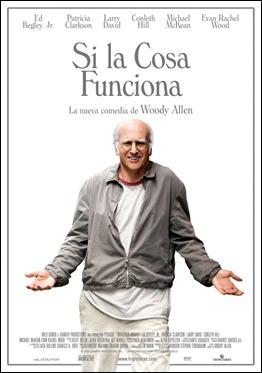 Larry David en Si la cosa funciona