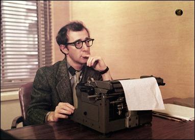 Woody Allen en La tapadera