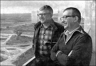 Arkadi y Boris Strugatski