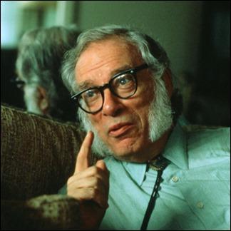 Isaac Asimov, autor de El fin de la eternidad