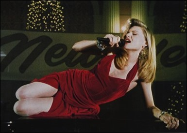 La famosa imagen de Michelle Pfeiffer sobre el piano