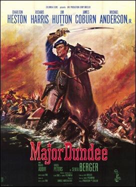 Poster de Mayor Dundee
