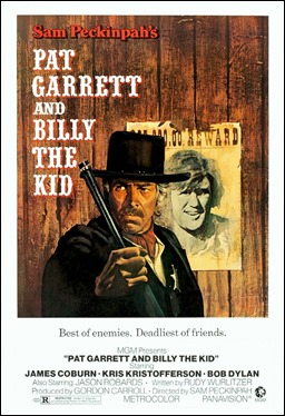 Poster de Pat Garrett and Billy the Kid