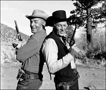 Randolph Scott y Joel McCrea, inolvidables en Duelo en la alta sierra