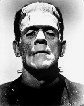 El inmortal maquillaje de Boris Karloff