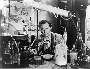 Peter Cushing, el doctor Frankenstein de la Hammer