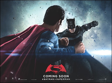 Batman versus Superman, supuesto duelo en la cumbre
