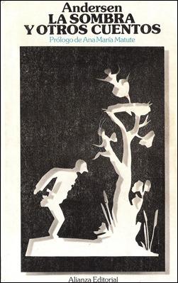 Edición de Alianza de La sombra y otros cuentos, de Andersen