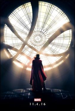 Estupendo poster de Doctor Extraño